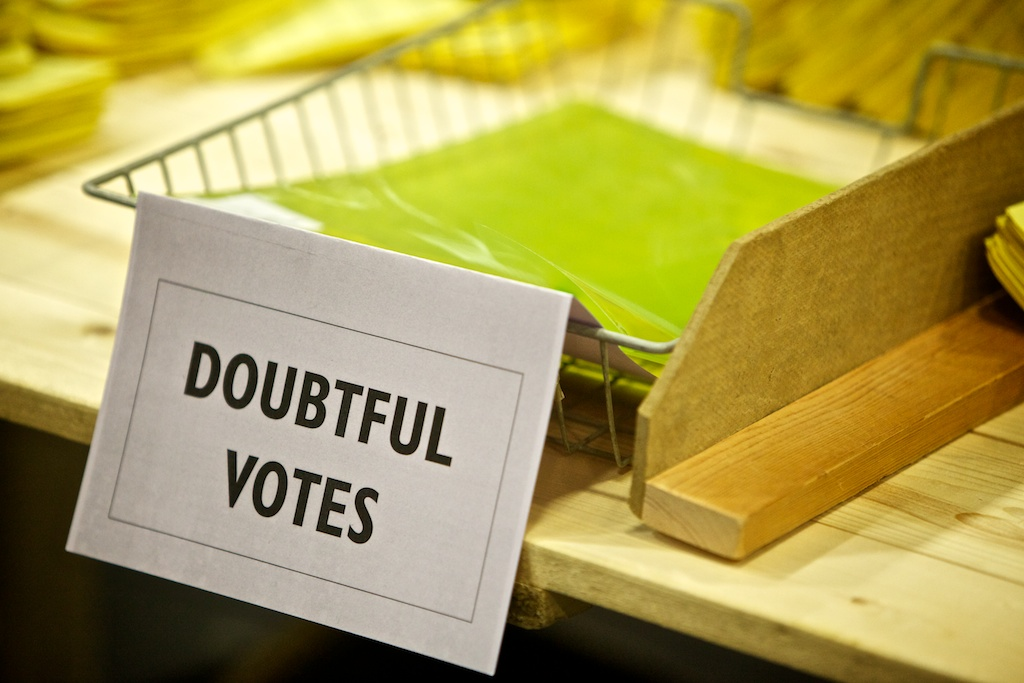 Elections 2012 at Ricoh Arena